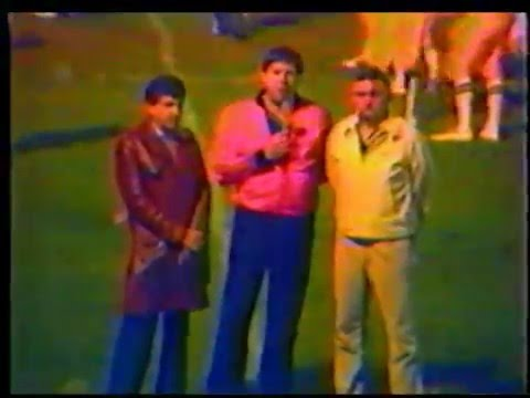 1980 Toms River High School East Raiders Football vs Toms River North on Channel 8