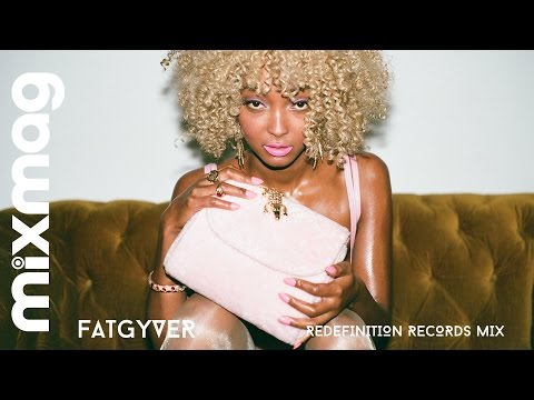FATGYVER Redef Records mix: Laid back East Coast hip hop vibes