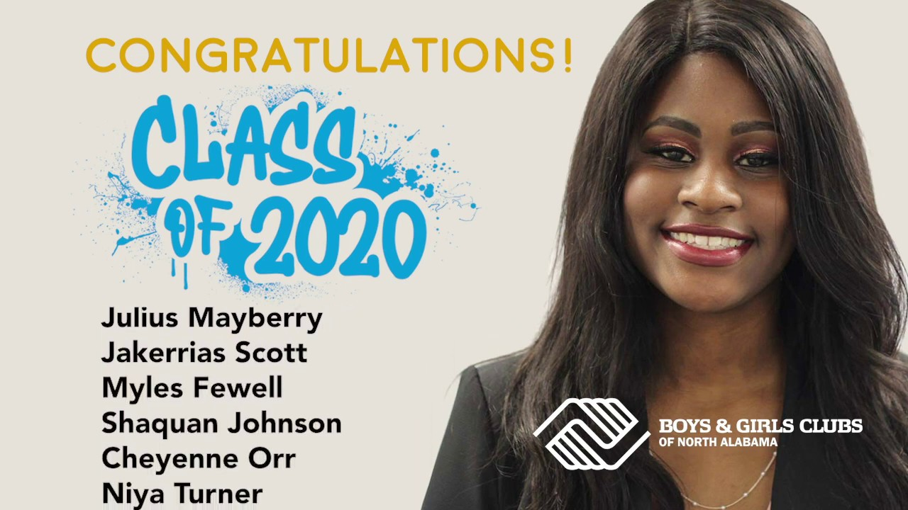 Congratulation 2020 High School Graduates!