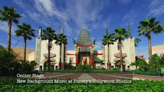 New background music at Disney's Hollywood Studios