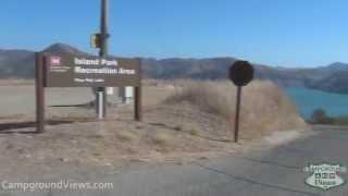 CampgroundViews.com - Island Park Recreation Area Piedra California CA Pine Flat Lake