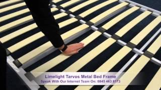 Limelight Tarvos Metal Bed Frame