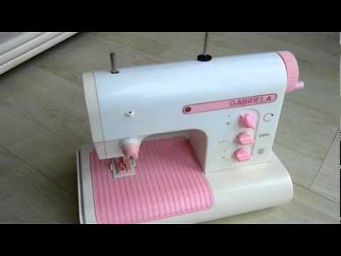 Sewing Machine Piko YouTube Mesmerizing Singer Mini Sewing Machine Price List