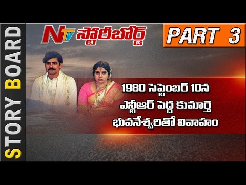 Special Story on AP CM Chandrababu Naidu Political Life || Story Board || Part 3 || NTV