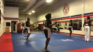 Adult Martial Arts & Fitness: Conditioning