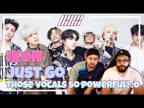 iKON - Just Go, daaaamn those vocals! :O **Music Video Reaction**
