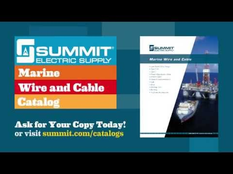 Marine Wire and Cable Catalog