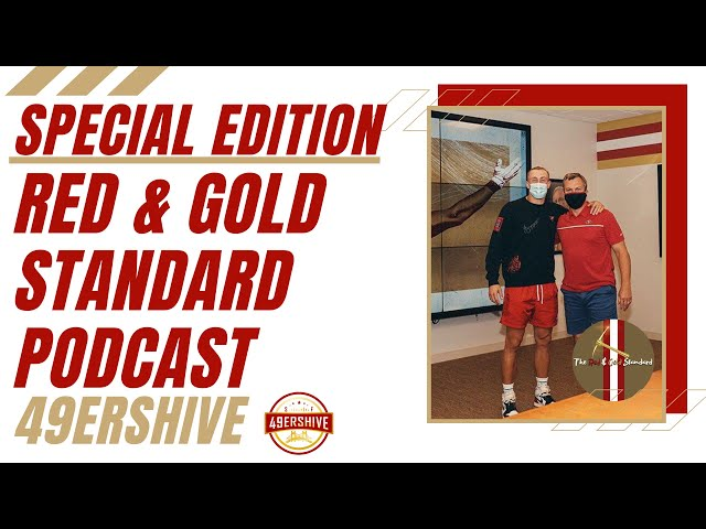Special Edition: The Red & Gold Standard Podcast Ep. 42