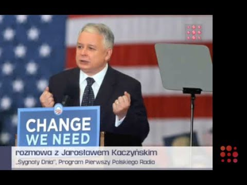 Barack Kaczyński i Lech Obama