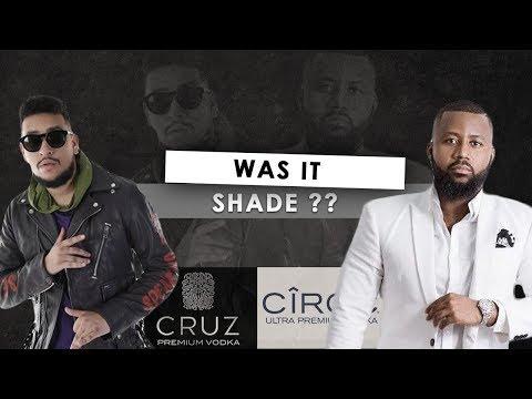 Did Ciroc throw shade at AKA and Cruz Vodka  TuskoD Vlogs