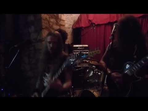 Necrowretch - Tredeciman Blackfire (Live at Le Zinc, Poitiers, 07/12/2017)