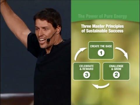 Tony Robbins - Energy For Life