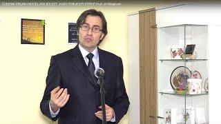UBIJA LI VAS NEVIDLJIVA BOLEST - KAKO POBIJEDITI STRES? Prof. dr Mihajlović