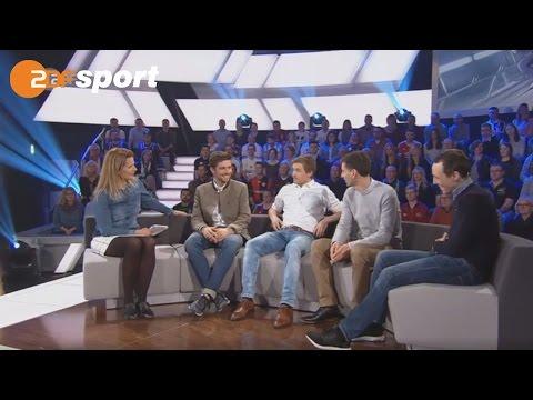NoKo-Asse: Teamspirit macht's | das aktuelle sportstudio