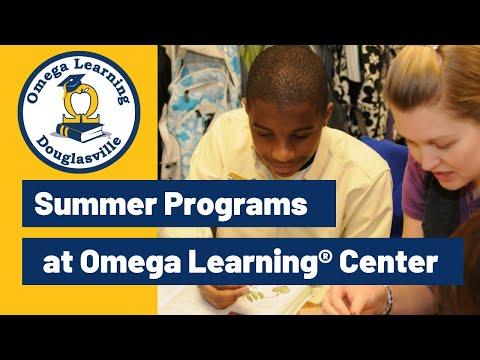 Summer Programs at Omega Learning Center Douglasville