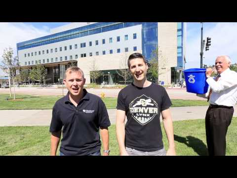 CU Denver College of Engineering ALS Ice Bucket Challenge