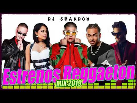 MIX REGGAETON 2019 (NICKY JAM , OZUNA, ANUEL AA, BAD BUNNY …)