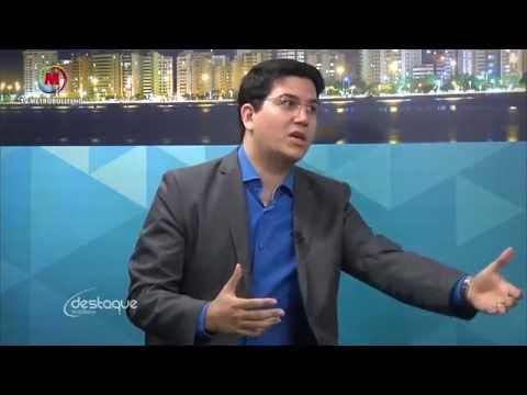 Portal SMN - Entrevista Jodibel no Programa Destaque
