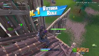 RETURN ON FORTNITE AFTER DAYS AND .... Well... NOW I PLAY LIKE THAT!! REAL VITTORY WITH THE NEW RESPAWN