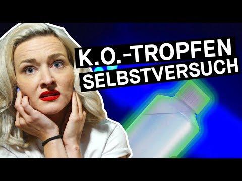 Ariane Will K.O.-Tropfen Im Club Nehmen    PULS Reportage