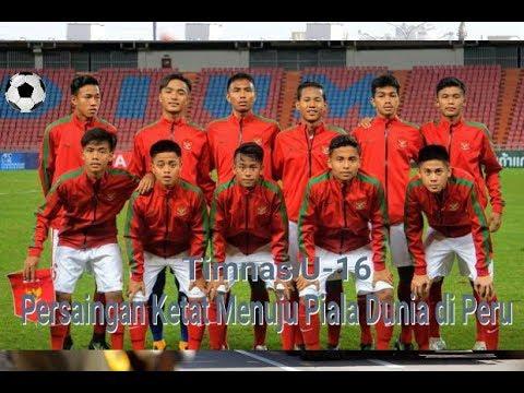 Piala AFC U-16 , Timnas Bergabung Grup C Dalam Laga Panas