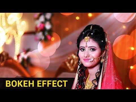 Photoshop Tutorial | How to Create a Stunning Bokeh Effect in Photoshop in Hindi. thumbnail