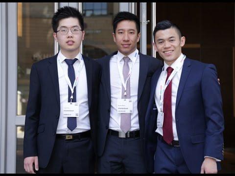 Team Allez Consulting - The CFO 2016 Global Finals Presentation