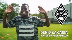 CROSSBAR BATTLE VS PROFI DENIS ZAKARIA - Borussia M'Gladbach