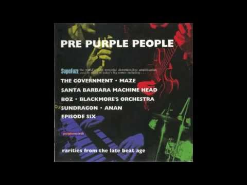 Pre-Purple People (rarities from the late beat age)