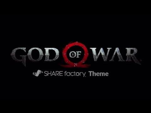 God of War SHAREfactory Theme
