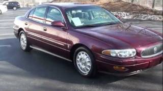 FOR SALE 2000 BUICK LESABRE LIMITED!! ONLY 94K MILES!! STK# 20134A www.lcford.com