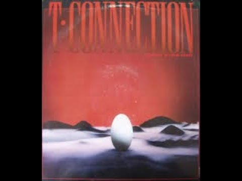 T - Connection - Everything Goes     VINYL