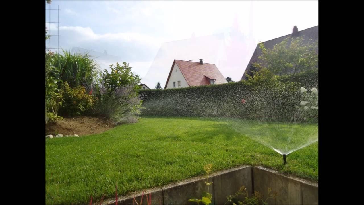 Berühmt Automatische Gartenbewässerung in 3 Minuten - YouTube @PV_05
