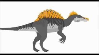 SB14FC Season 2 Finale - Spinosaurus vs Tyrannosaurus Rex remake