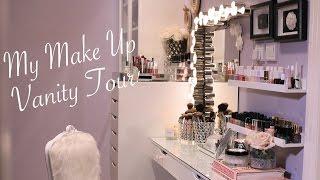 My Make Up Vanity ♥ جوله لتسريحتي