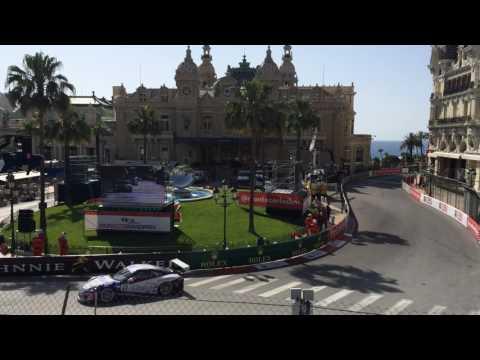 Monaco F1 GP 2016 Porsche Cup