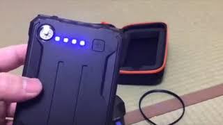 Roav Jump Starter Pro 800A Black