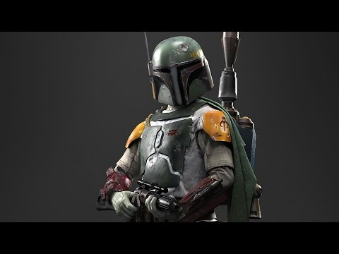 Voices of Boba Fett in