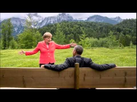 Snowden NSA: Germany drops Merkel phone-tapping probe