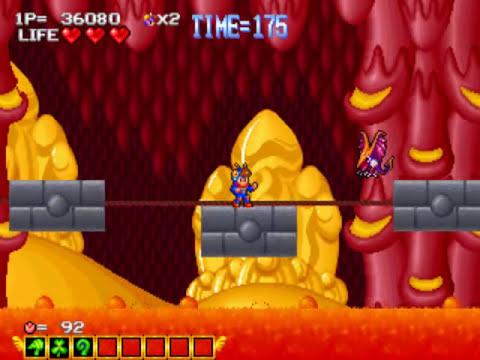 Blue's Journey (Neo Geo)