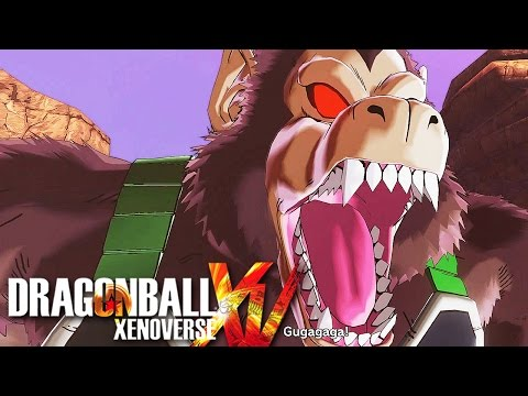 Dragon Ball Xenoverse GT Gameplay Xbox One – Great Ape Bardo