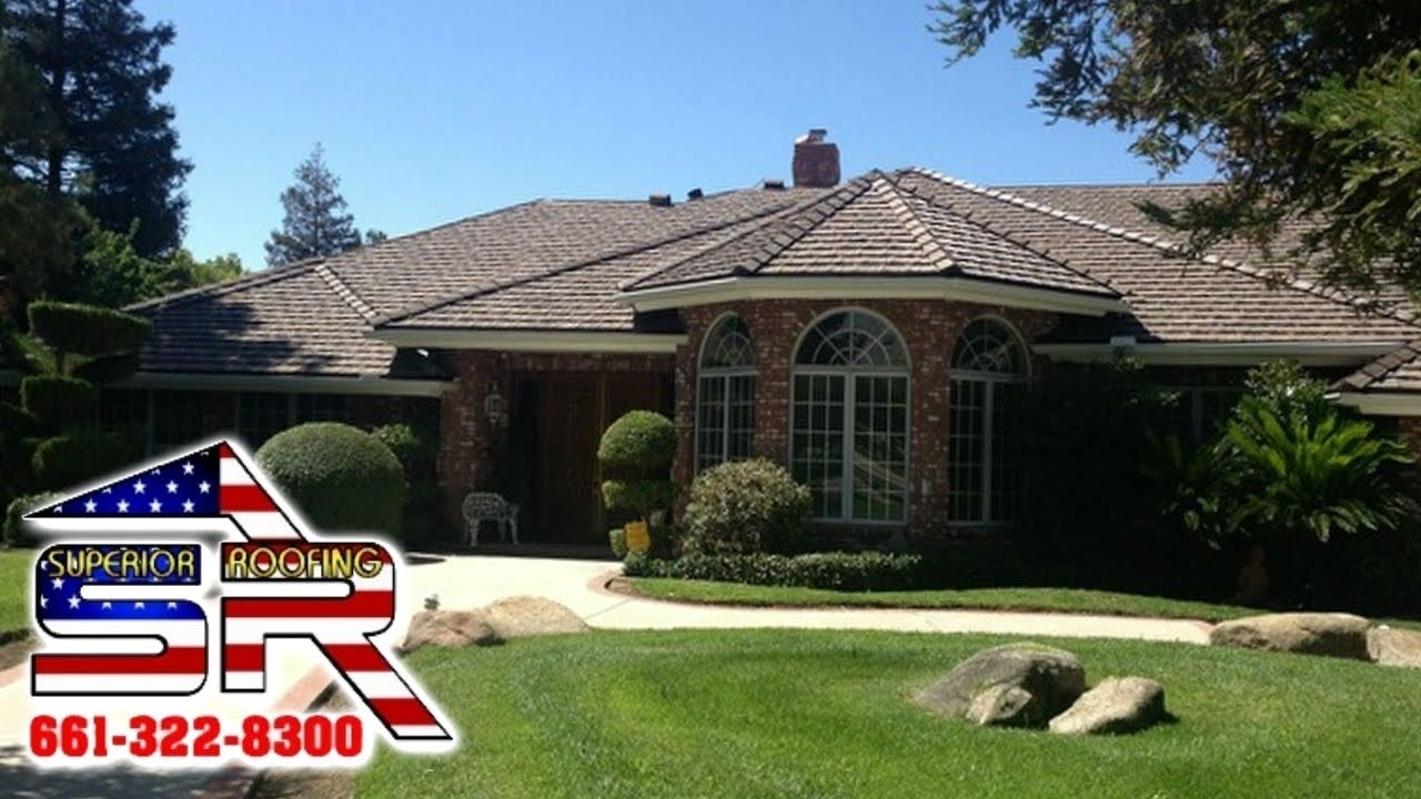 Bakersfield Roofing Contractors   Superior Roofing   661 322 8300    Exceptional 5 Star Review .