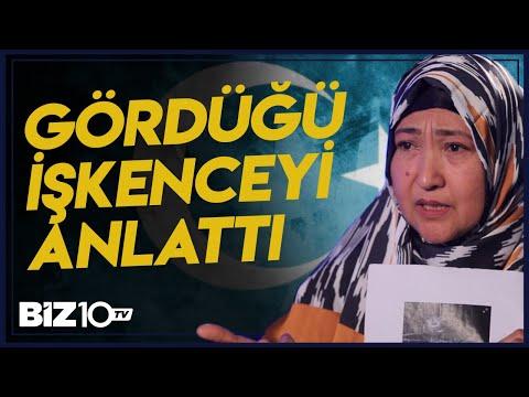 Doğu Türkistan'da Çin İşkencesine Maruz Kalan Gülbahar Celilova Yaşadıklarını Biz10TV'ye Anlattı…
