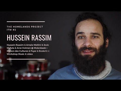 Hussein Rassim & Amèle Metlini @ Molenbeek > Maison des Cultures + Atelier m de Foyer + Ecole 6