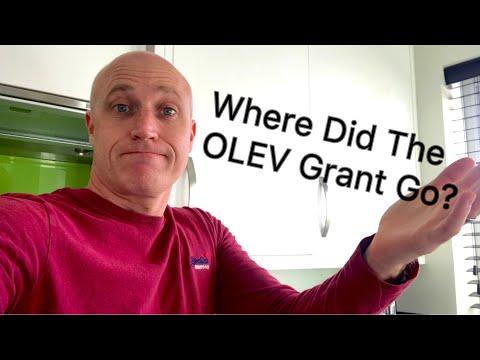 2018 OLEV Grant Update   EV Subsidies