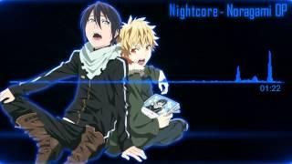 Repeat youtube video Nightcore - Noragami OP【ノラガミ OP】