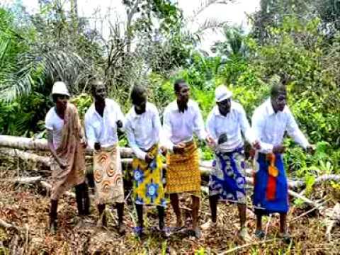 Gospel a capella Gabon- Groupe Brothers_Dieu créa l'homme