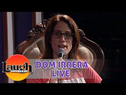 Erin Foley  Dom Irrera Live From The Laugh Factory Podcast