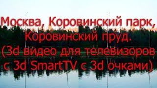 Видео в формате 3d для 3d очков LG, Samsung, анаглиф: Москва, Коровинский парк, Коровинский пруд.(Москва, Коровинский парк, Коровинский пруд 3d (3d видео для телевизоров с 3d SmartTV с 3d очками) 20160717., 2016-07-17T21:01:22.000Z)