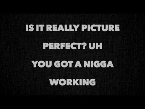 Trey Songz - Picture Perfect (Full Song Lyrics)